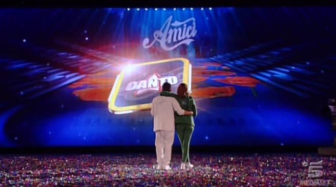 Annalisa Scarrone finale Amici 10