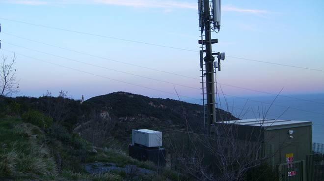 antenna Borgio Verezzi