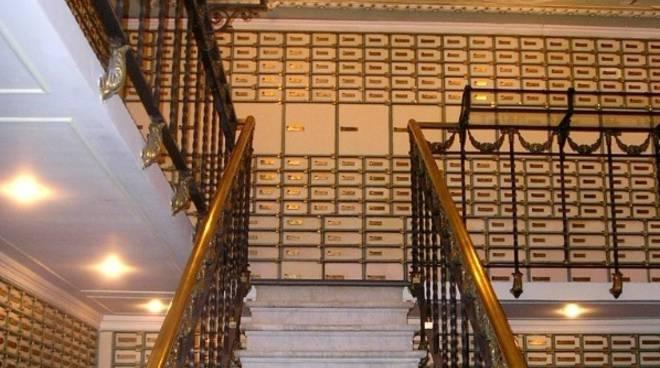 banca d'italia caveau