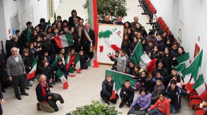 borghetto scuole tricolore