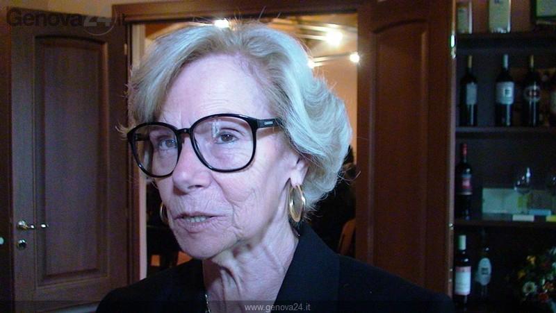 Bruna Terrile, presidente Unpli Liguria