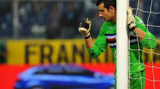 calcio Gianluca Curci
