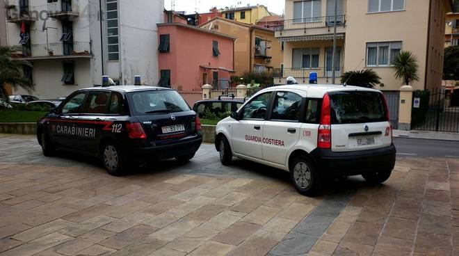 carabinieri e costiera