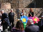 cisano sindaco Cassisi inaugura piazza trincheri