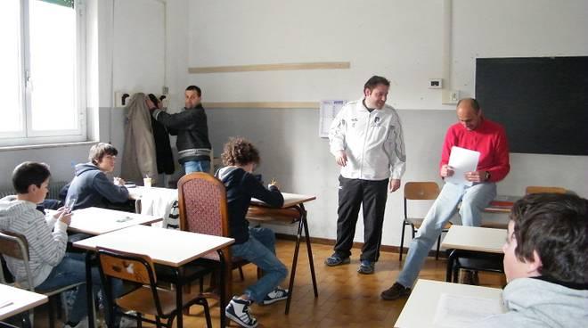 corso arbitri scuole Albenga