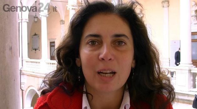Enrica Sommariva - Sindaco Cogorno