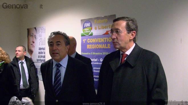 Enrico Nan - Gianfranco Fini