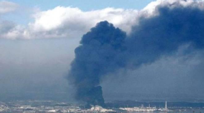 giappone terremoto nucleare