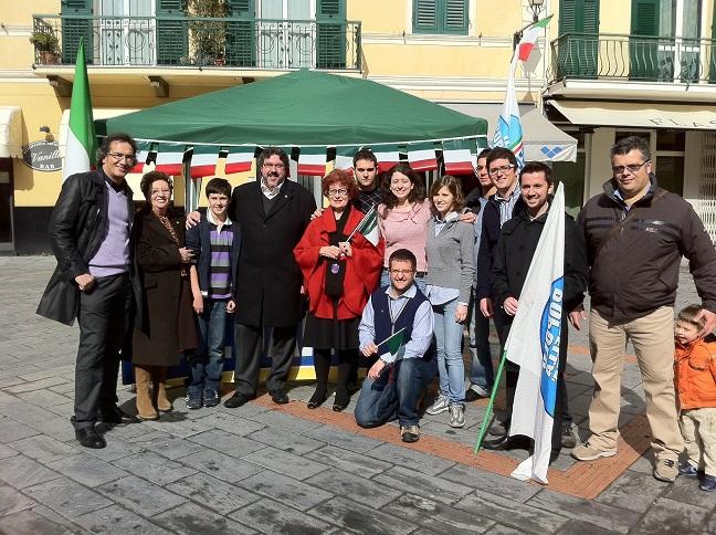 giovani Pdl insieme a Vaccarezza