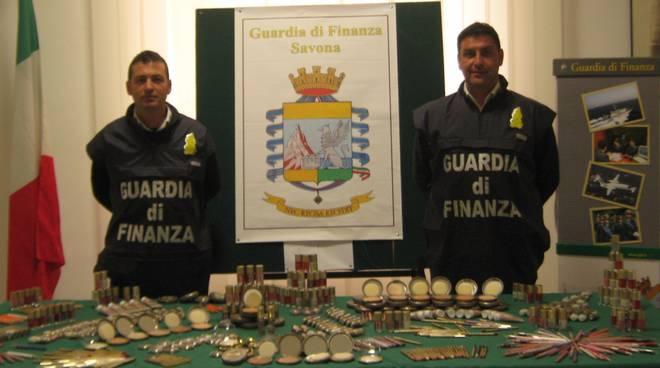 Guardia di Finanza: sequestro cosmetici