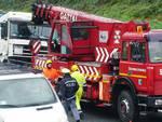 Incidente A10 - Albenga