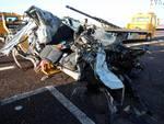 incidente stradale Morena e Damonte