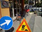 lavori albenga piazza petrarca