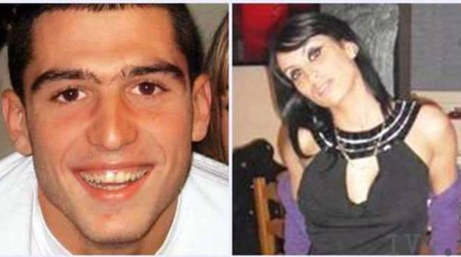 Mael Combier e Samira Ben Saad