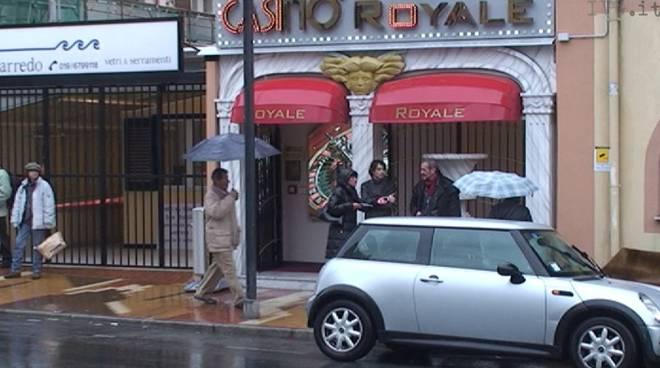 mafia, sala giochi di Fameli a Loano