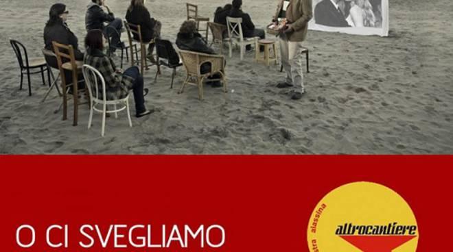 manifesto Altrocantiere Alassio