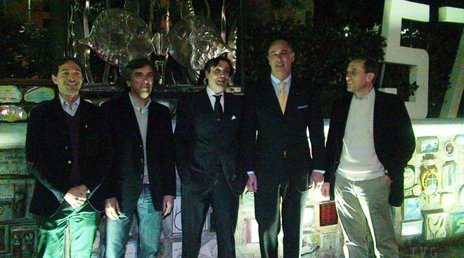 Marco Melgrati, Luca Villani, Angelo Galtieri, Giovanni Ragazzini, Roberto Avogadro