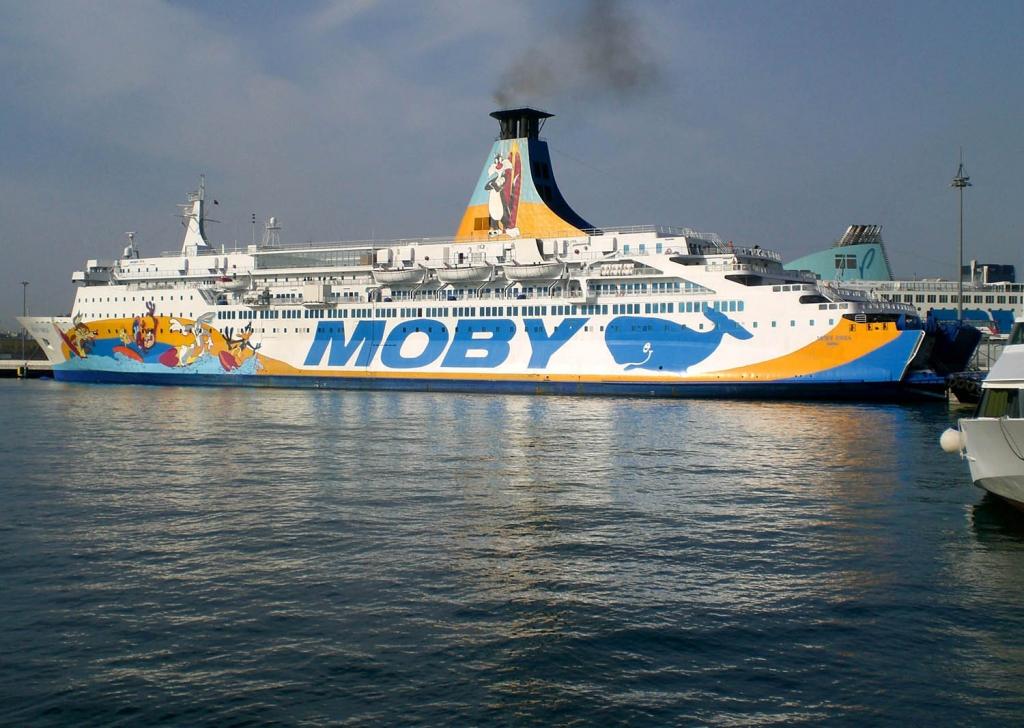 Moby Drea