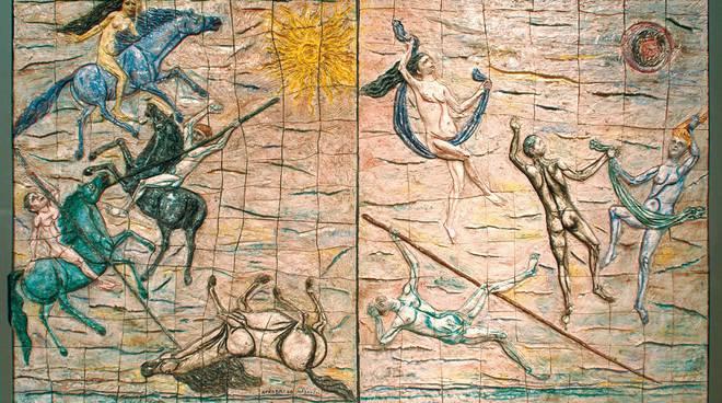 mosaico Agenore Fabbri