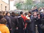 Pallanuoto - funerali Nicolò Morena