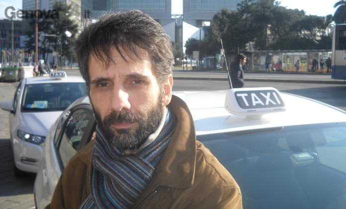 paolo spanu, presidente regionale taxi confartigianato