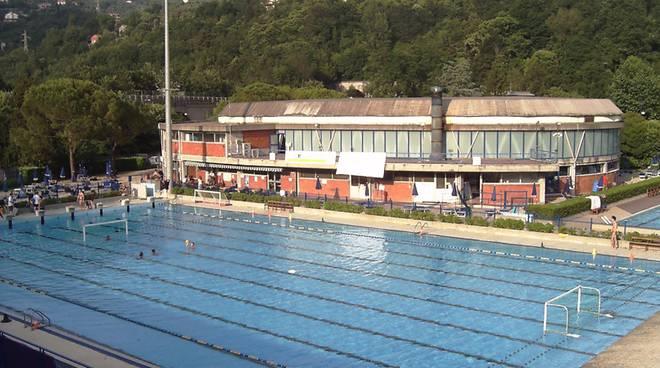 piscina rapallo