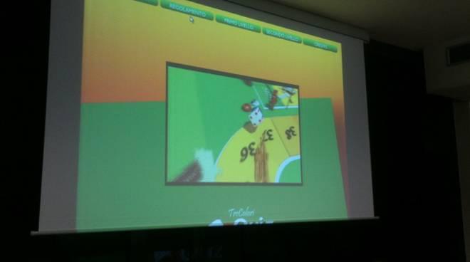 Provincia gioco multimediale