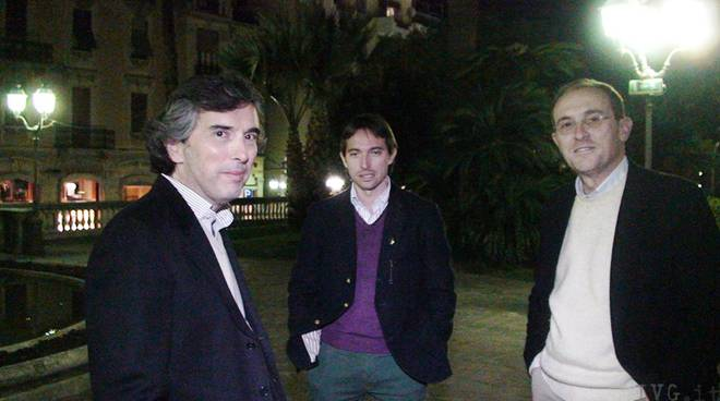 Roberto Avogadro, Luca Villani, Giovanni Ragazzini