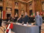 seduta congiunta unità d'italia