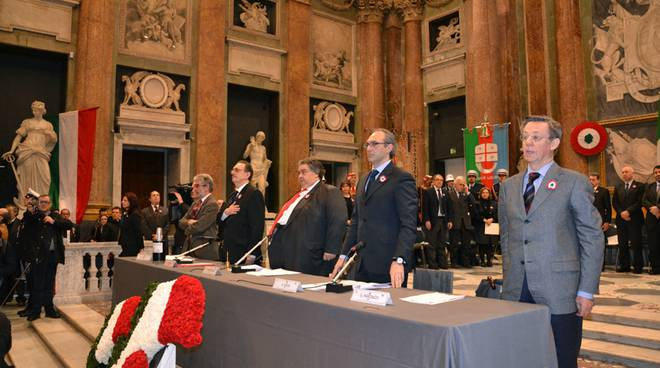 seduta solenne 150 anni consiglio regionale