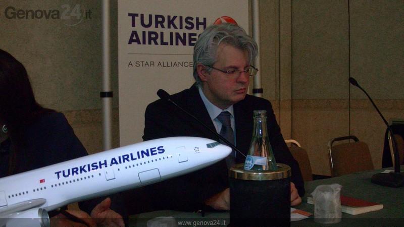 tarkan Ince turkish airlines