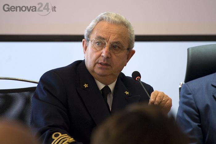 ammiraglio Felice Angrisano