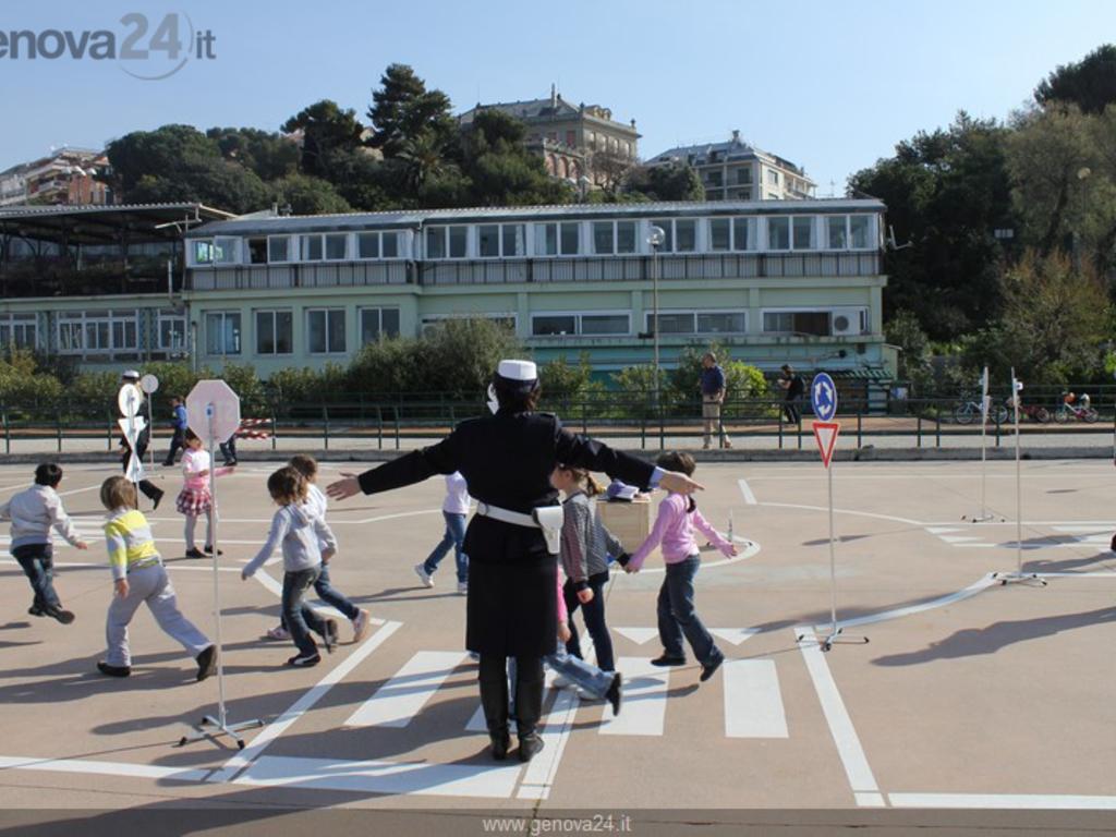 Educazione stradale bambini