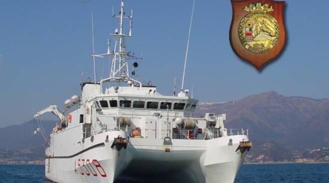 galatea nave marina