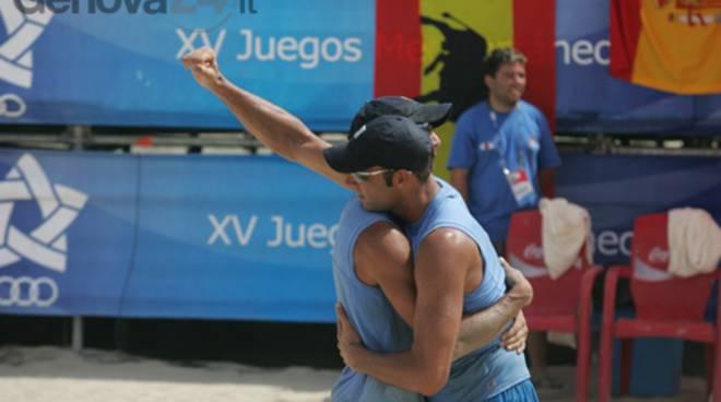 lione, campione beach volley