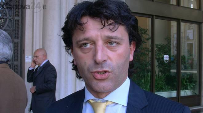 Luca Pastorino, Bogliasco