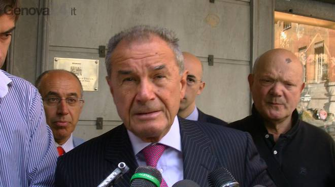 Luigi Grillo, senatore Pdl