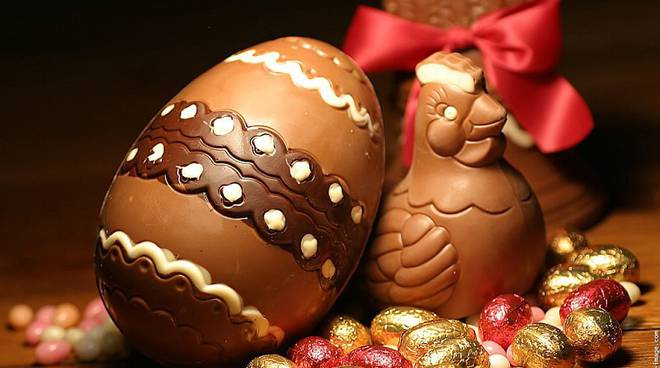 Pasqua uova di pasqua