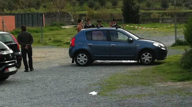 suicidio carabiniere Luceto