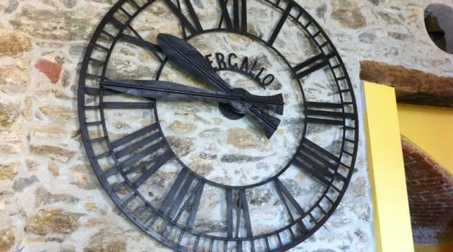 Tovo, orologio del bergallo