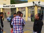 Tunisini e profughi a Savona