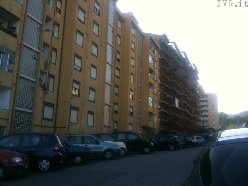 via Romagnoli Savona
