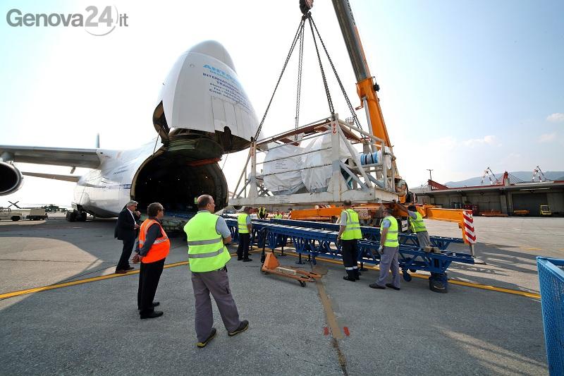 Aeroporto di Genova  - Cargo