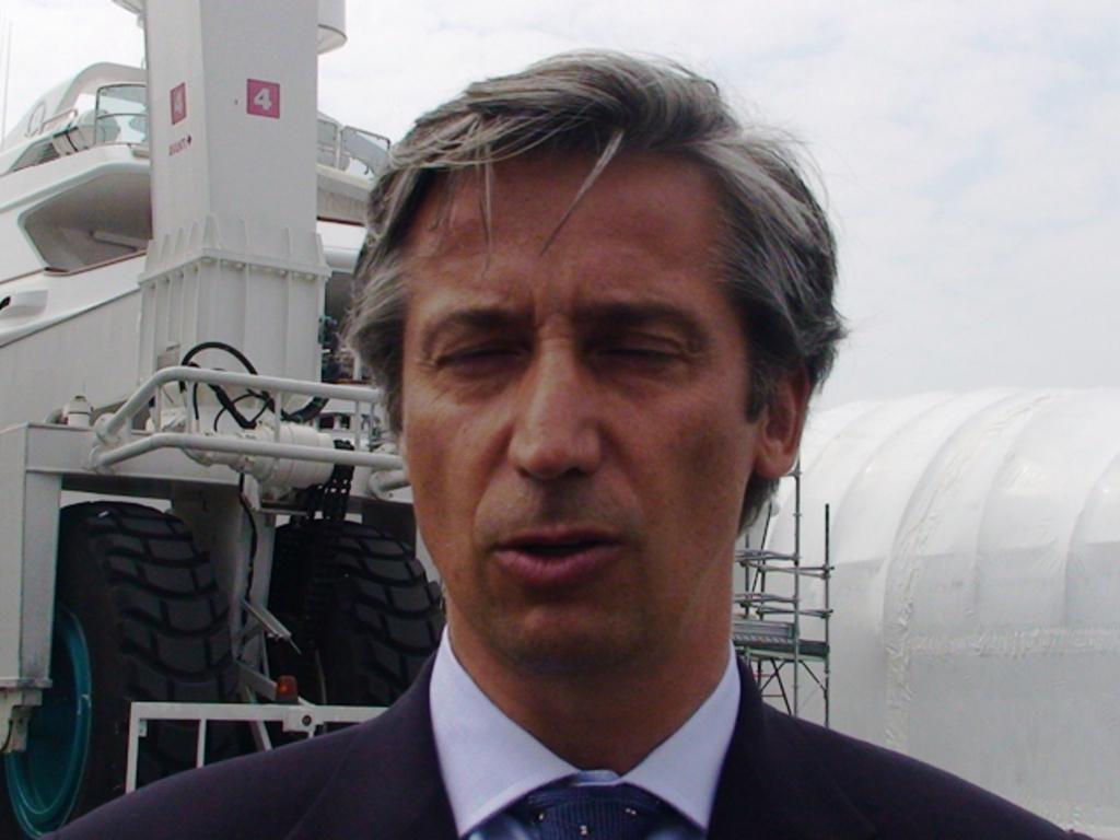Alberto Amico, cantieri navali Loano