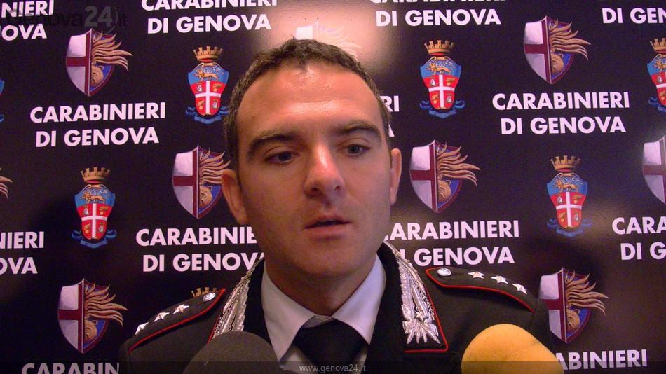 Alessandro Corda - capitano CC Sestri ponente