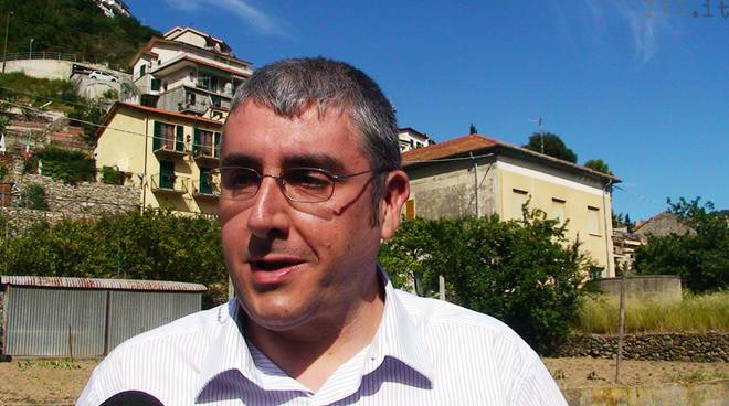 Alessandro Oddo, sindaco Tovo