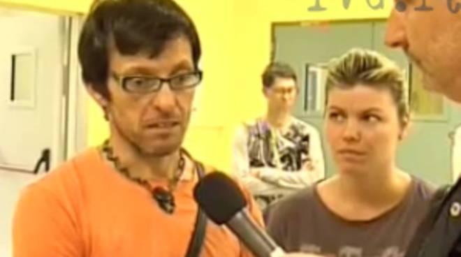 Andrea e Nikoletta genitori Tommaso