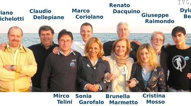 Borgio Verezzi Viva, Renato Dacquino