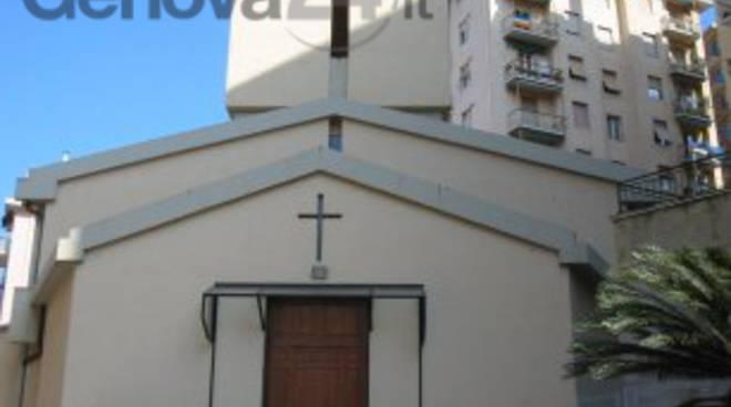 chiesa santo spirito sestri ponente