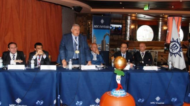 conferenza trofeo città di cairo